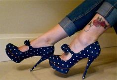 favim shoes | Crazy Tattoo Galleries: High Heel Tattoo Designs