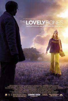 The Lovely Bones (2009) Soarise Ronan, Mark Wahlberg, Rachel Weisz, Stanley Tucci, Michael Imperioli. 30/9/13