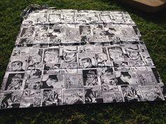 Carpeta para picnic