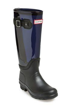 Hunter 'Original' Clear Waterproof Rain Boot (Women) | Nordstrom
