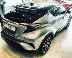 New Toyota CHR
