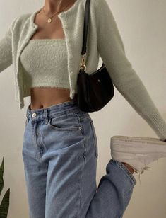 Adrette Outfits, Skater Girl Outfits, Indie Outfits, Teen Fashion Outfits, Retro Outfits, Cute Casual Outfits, Look Fashion, Vintage Outfits, Girly Outfits