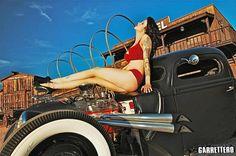Hot Rod Girls — Garrettero Photography
