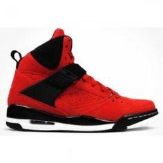 c0acbeecf3a110 Air Jordan Flight 45 Varsity Red Black White Shoes A18016 Cheap Nike Roshe