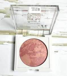 Blush: covergirl - trublend (medium rose)