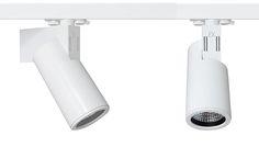 BCN_90, proyectores y bañadores para base o rail de Nexia Iluminación