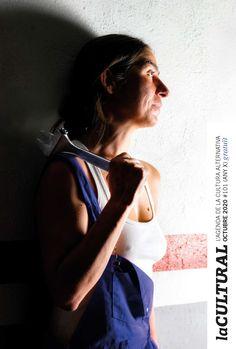 portada revista de cultura. Octubre 2020 #101 #mechanic #mechanicwoman
