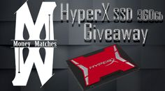 Money Matches - Win a HyperX Savage 960GB SSD - http://sweepstakesden.com/money-matches-win-a-hyperx-savage-960gb-ssd/