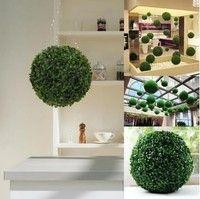 Specification: Color: green Material: plastic Function: Home decor Diameter12CM,18cm,25CM,30CM (al