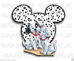 E-mailed DIY File 101 Dalmatians Scrapbook Disney Paper Piece Digital 59 Baby Mickey, Mickey Head, Disney Mickey, Disney Magic, Disney Scrapbook, Scrapbook Layouts, Disney Silhouettes, Cruella Deville, Sam Sam
