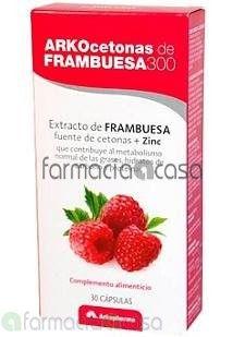 Manzana forskolina mercadona y pectina de