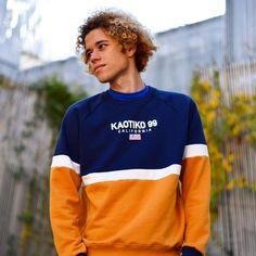 New T Shirt Design, Shirt Designs, Trendy Hoodies, Mens Jogger Pants, Mens Sweatshirts, Tee Shirts, Men Sweater, Ideas, Style
