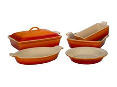 Heritage Bakeware Set Le Creuset Bread Baking Dishes Cooking