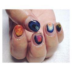 56nail#56nail #56ねいる #nail #ネイル #instanails #gelnail #gelnails #nailart #ネイルアート #nailchip #ネイルチップ #ネイルデザイン #naildesign #girlsfashion #おかわネイル #ショートネイル #shortnail #宇宙ネイル #galaxynails