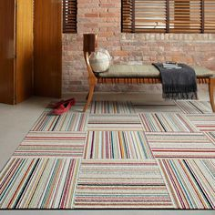Flor carpet tiles, Like Minded