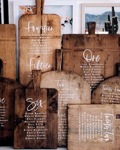 If you're looking to forego escort cards and place cards, a seating chart is the perfect way to do it! Wedding Signage, Rustic Wedding, Wedding Menu Display, Chalkboard Wedding, Wedding Decoration, Event Planning, Wedding Planning, Wedding Table Seating, Seating Arrangement Wedding