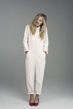 Horses Atelier Pink Boiler Suit on sale up to 70% off - Garmentory