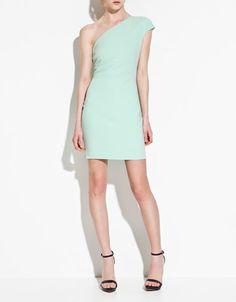 Vestito Asimmetrico Zara