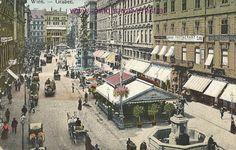 Klicken zum Schliessen Museum, Vienna, Alter, Paris Skyline, Louvre, History, Building, Travel, Postcards
