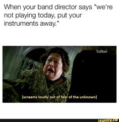 Overwatch Memes - Quotes and Humor Funny Band Memes, Marching Band Memes, Band Jokes, Funny Quotes, Music Jokes, Music Humor, Funny Music, Band Nerd, Stevie Ray Vaughan