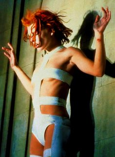 Film – The Fifth Element.