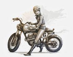 Viet Nguyen Moto Art