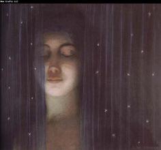 Louis Welden Hawkins - A Veil (1890)
