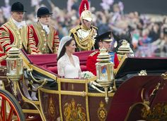 Prince William and Kate Wedding