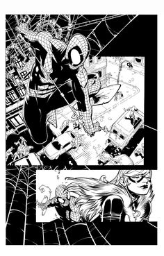 Amazing Spider Man 630 pg1 by TimTownsend on deviantART
