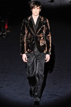 Gucci Fall-Winter 2012-2013 Collection For Men