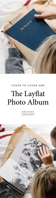 Gifts so good, no receipt needed. With personalized photo books, wall art and more from @artifactuprsng, say hello to your best holiday yet.