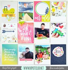 What a beautiful and bright #projectlife spread designer @floramfarkas has created using our #may2016 #hipkits!  @hipkitclub @bellablvdllc #hkcexclusives #sheblooms #illustratedfaith #projectlifekit #exclusives #scrapbooking #papercrafting #hipkitclub #scrapbookingkitclub #kitclub