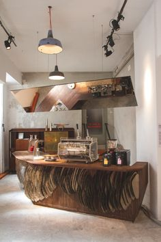 milan design week 2013 // wallpaper handmade // coffee bar by coming soon coffee