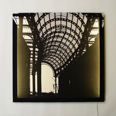 Station One Glo-Canvas, $385, now featured on Fab.