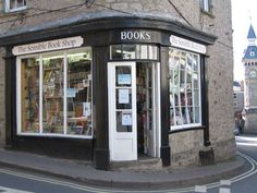 """Hay-on-Wye, Wales-- """"Town of Books"""""""