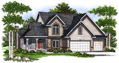 House Plan ID: chp-28183 - COOLhouseplans.com