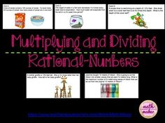 18+task+cards+in+which+students+will+apply+their+understanding+of+multiplying+and+dividing+positive+and+negative+mixed+fractions+to+solve+real+world+problems.++Students+will+check+their+answers+by+completing+a+riddle+sheet+that+requires+them+to+cross+off+the+correct+answers+to+find+the+solution+to+the+riddle.