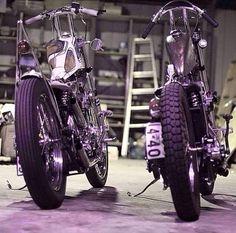 Harley choppers