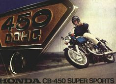 brochures – Page 18 – the marquis Cb 450, Retro Bike, Honda Motorcycles, Honda Cb, Super Sport, Retro Vintage, Brochures, Vehicles, Ads