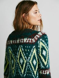 Sweater Weather Trend at Free People Christmas Knitting, Christmas Sweaters, Fair Isle Knitting, 2015 Trends, Knit Fashion, Knit Patterns, Sweater Weather, Trending Outfits, Autumn Winter Fashion