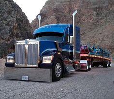 Peterbilt 389, Kenworth Trucks, Show Trucks, Big Rig Trucks, Custom Big Rigs, Custom Trucks, Diesel Trucks, Truck Transport, Trailers