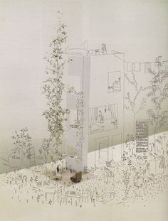 a magical land : art & architecture : the drawings and fantasies of junya…