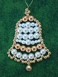 Image result for Angels made of beads