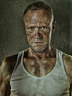 The Walking Dead: Merle: HDR Re-Edit by ~nerdboy69 on deviantART