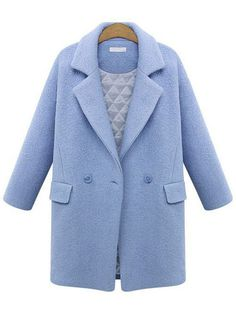 Cheap coat overcoat, Buy Quality tweed coat directly from China manteau femme Suppliers: 2017 Autumn Winter Classic simple Women Oversized Woolen Tweed Coat casaco feminino Manteau femme women's coat Overcoat Azul Niagara, Cheap Coats, Coats For Women, Clothes For Women, Tweed Coat, Winter Coat, Long Winter, Blazers, Ideias Fashion