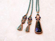 アズマラカイト 天然石ネックレス