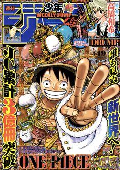 One Piece 726 cover #Manga