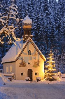 German winter dream place ...
