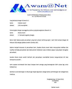 Contoh surat pengalaman kerja guru ttp contoh surat pengalaman kerja spiritdancerdesigns Images