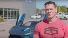 John Cena's Sales Agreement Never Blocked Him From Flipping His Ford GT: Lawsuit